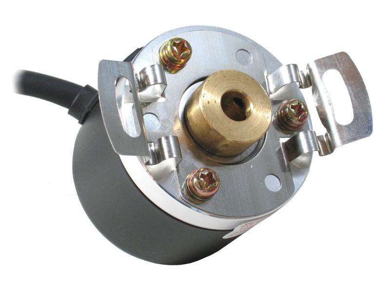 Enkoder impulsowy z otworem