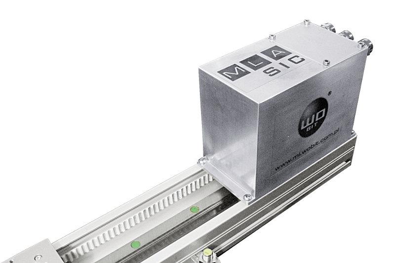 Zintegrowany kontroler silnika krokowego z komunikacją RS485 MODBUS RTU